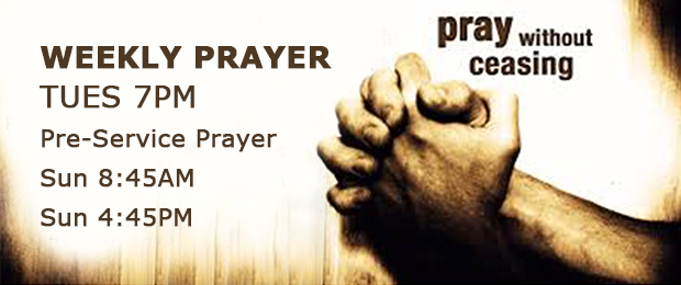 Weekly Prayer