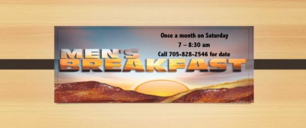 Men's Breakfastweb